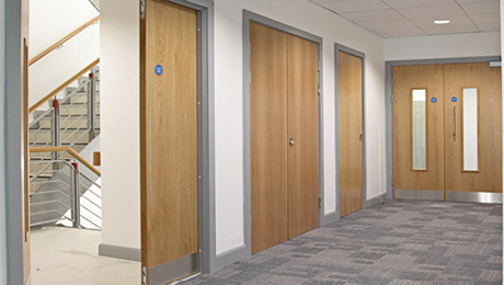 Interspec Commercial Doorsets